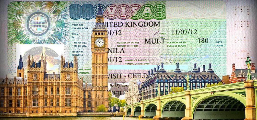 виза в великобританию