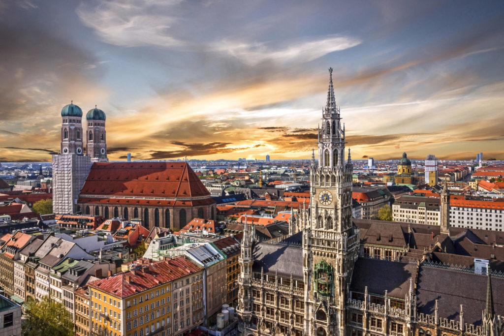 документы на визу в германию